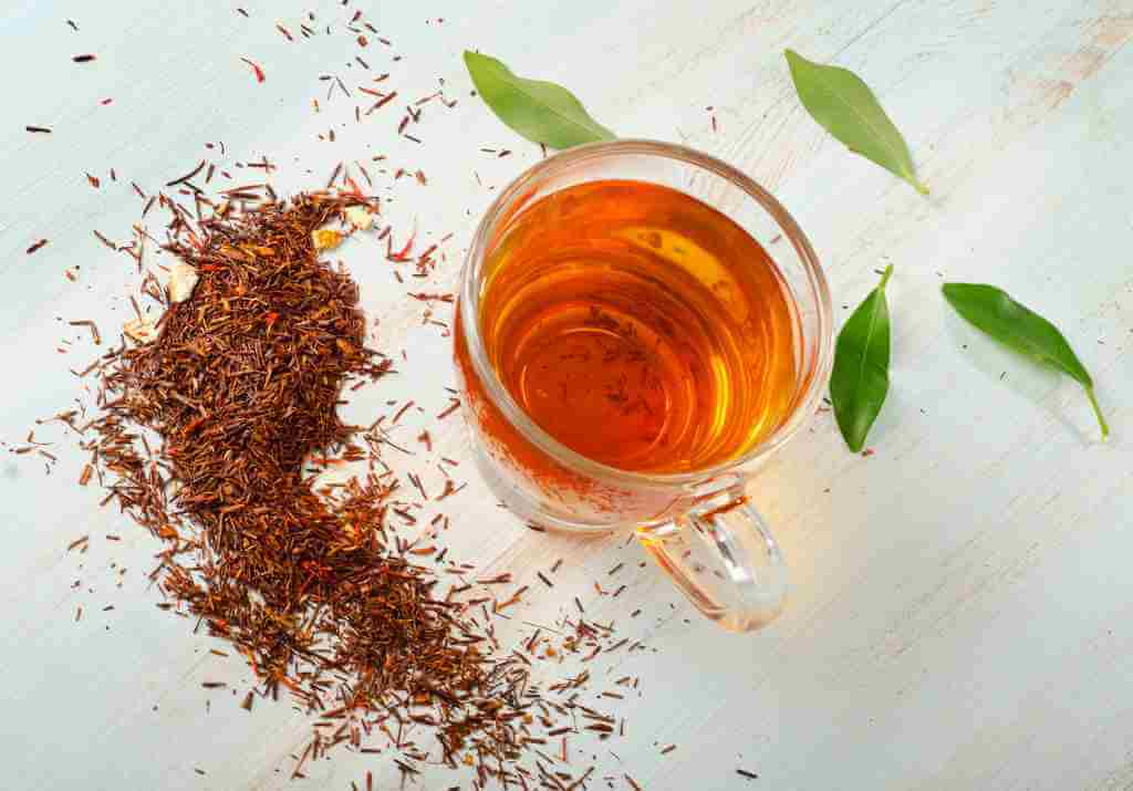 10 Benefits of Rooibos Tea