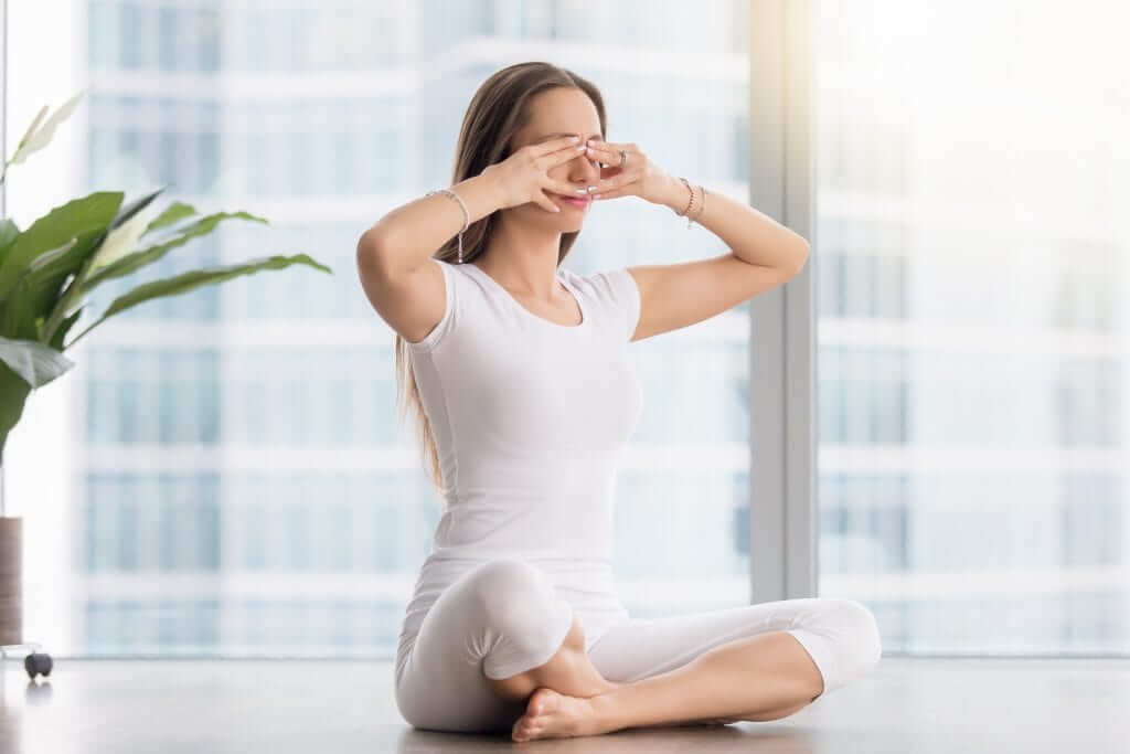 9 Yoga Movement to Get Pregnant Fast