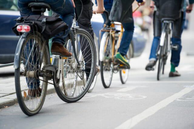 Various Benefits of Cycling for Health