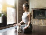 8 Yoga Moves for Beginners to Try at Home